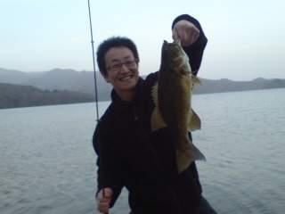 20110502 水門マスター改め桟橋マスター??