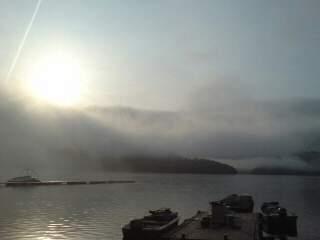 20110603 朝の桟橋