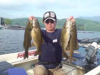 20110603 午後の釣果
