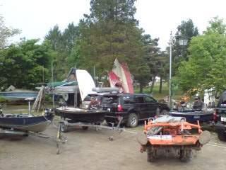 20110605 出船前のミーティング