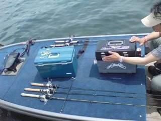 20110611 新しい釣りを模索中