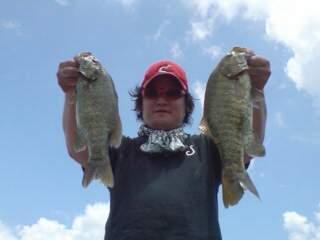 20110713 レッドマン 午前の釣果