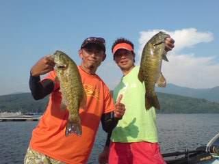 20110717 芦ノ湖ーズ