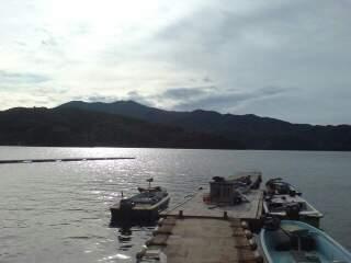 20110720 朝の桟橋