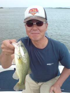20110905 ファットペッパーで釣れた