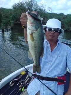 20110906 バジェットで釣れた