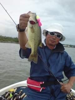 20110906 マッドタッドで釣れた