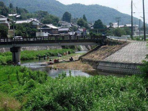 2010・08・22羽束川1