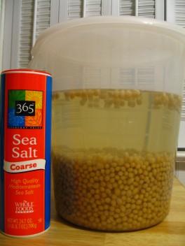 bean before