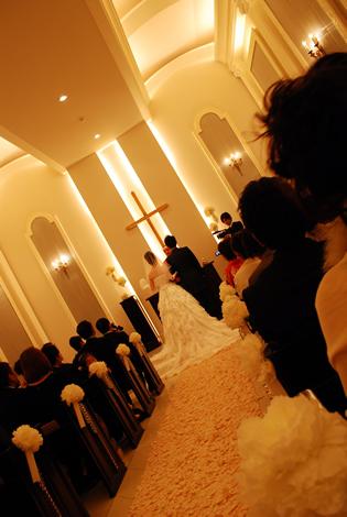 アーセンティア迎賓館 チャペル 教会