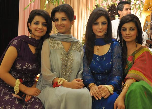 パキスタン美人