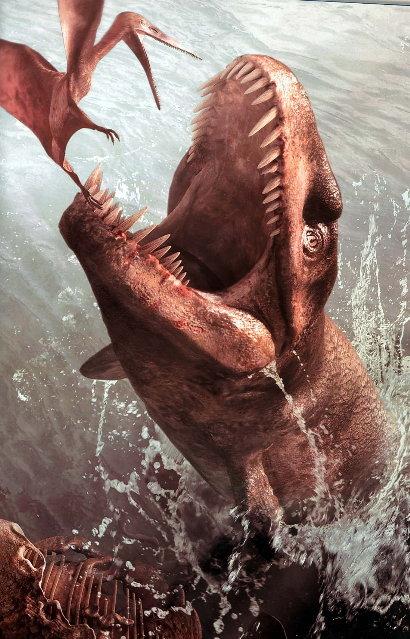 海竜ダコサウルス