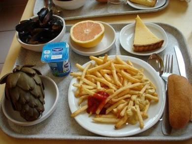 フランスの給食