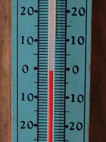温度計-1℃