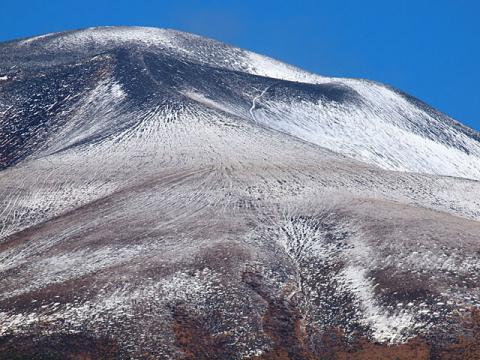 浅間山山頂091104