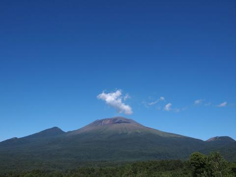 浅間山110907
