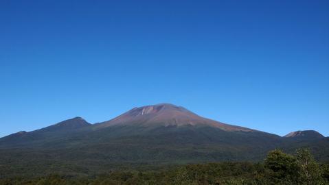浅間山111004