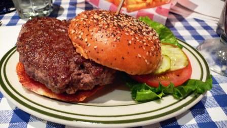 Bills Original New York Burger