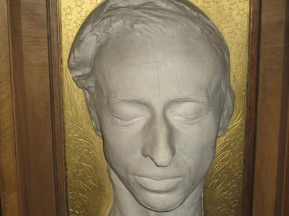 Chopins Death Mask