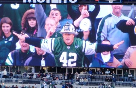 Jets vs Packers 8