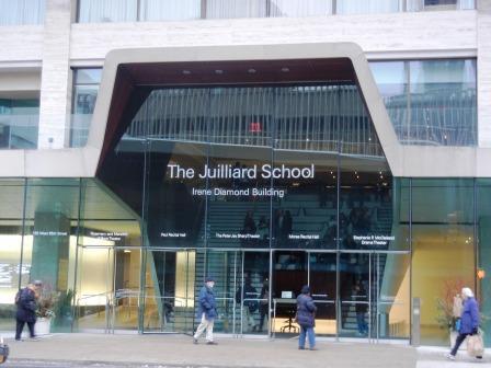 Juilliard 011511