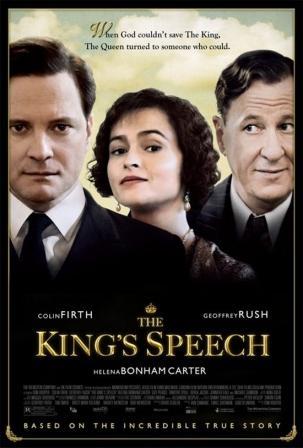 Kings Speech Poster