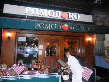 Pomodoro Rosso 1