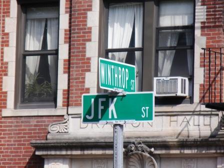 JFK Street