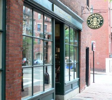 Starbucks at Charles Street