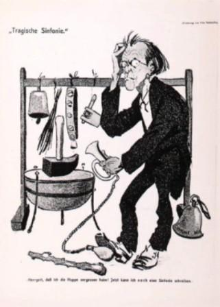 Mahler Cartoon