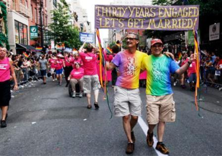 Gay Pride Parade 2011