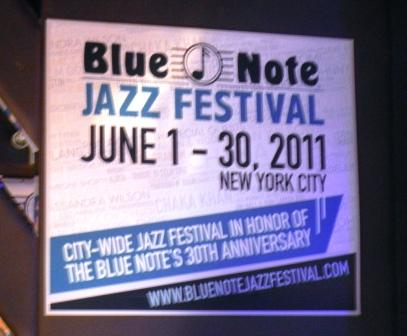 Blue Note Jazz Festival 1