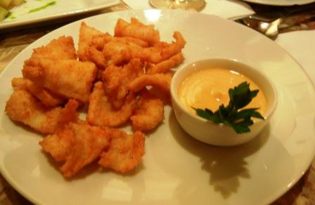 Fried Calamares