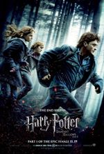 Deathly Hallows Part 1 Poster