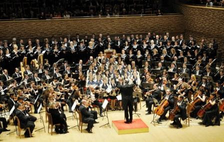 Mahler Symphony No. 8 by Gergiev