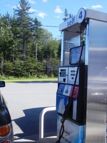 Fuel Stop!