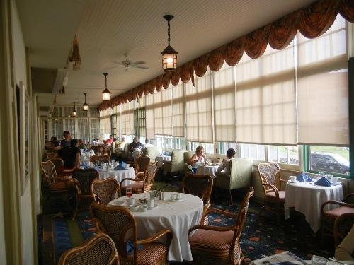Algonquin Hotel Dining Room 1