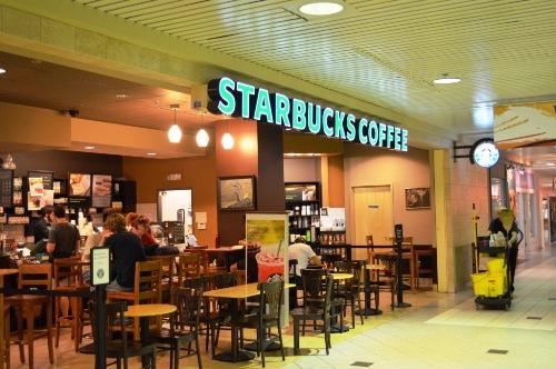 Starbucks Coffee St John