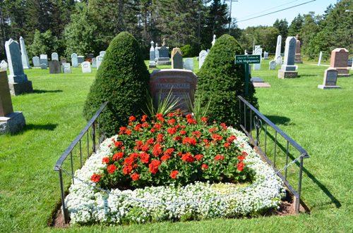 Montgomerys Grave