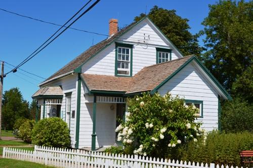 Montgomery Birthplace