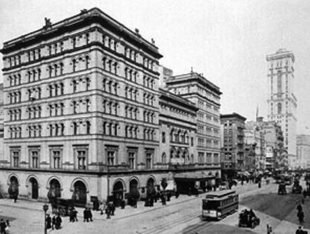 Metropolitan Operahouse