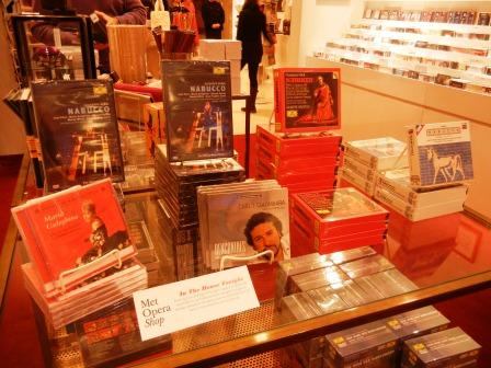 Nabucco at Met Opera Shop