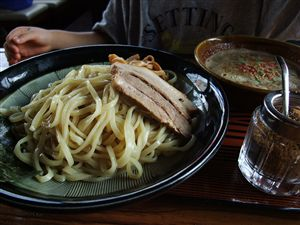 ムスコの付け麺