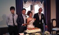 ヨーヘー結婚式1