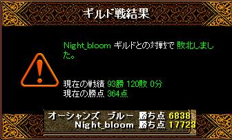 5月16日「Night_bloom」