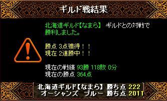 5月12日「北海道ギルド【なまら】」