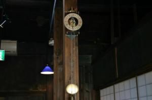 振り子時計2