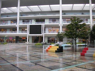 ラゾーナ川崎広場