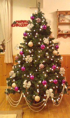 クリスマス2009.11.8ツリー②麻椰版