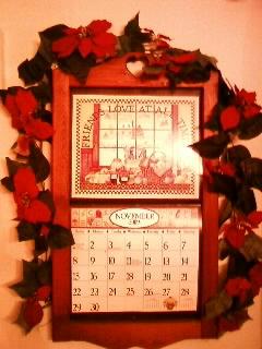 クリスマスカレンダー②